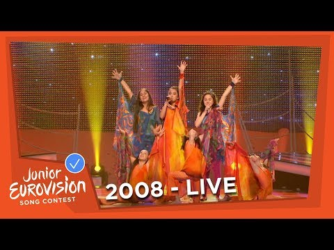 Monika Manucharova - Im Ergi Hnchyune - Armenia - 2008 Junior Eurovision Song Contest