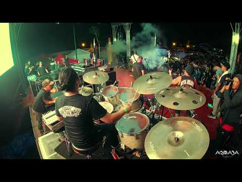 Victor Guison Of FRANCO (Drum Cam) At Greenfield District.