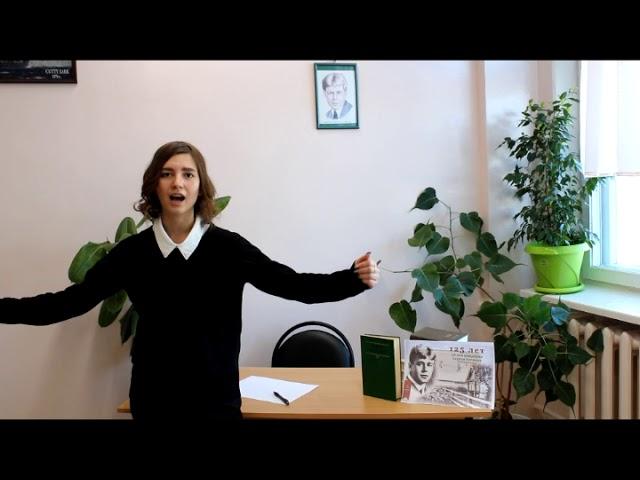 Изображение предпросмотра прочтения – НатальяБатуева читает произведение «Письмо к женщине» С.А.Есенина