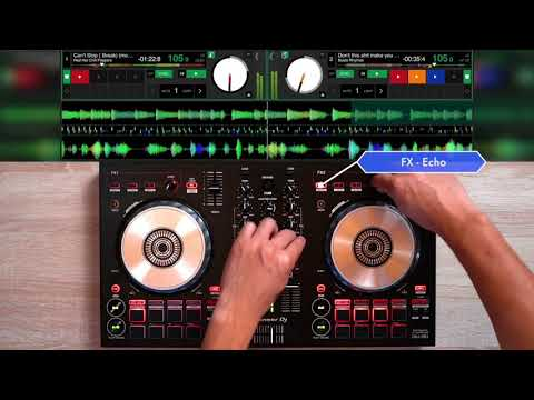 From Funk To Hip Hop And Back Again – DDJ-SB3 Serato DJ Lite Routine - #DJSkillSessions
