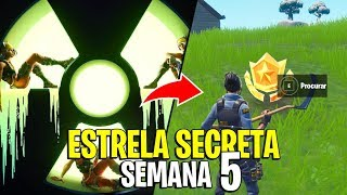 FORTNITE-SECRET STAR OF THE WEEK 5 SEASON 10/X!