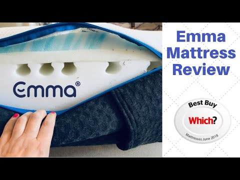 #AD Emma Mattress Review and Special Discount Code