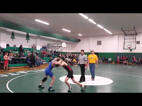 Cade battle of the palouse for 2nd place