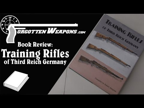 Book Review: Training Rifles of Third Reich Germany