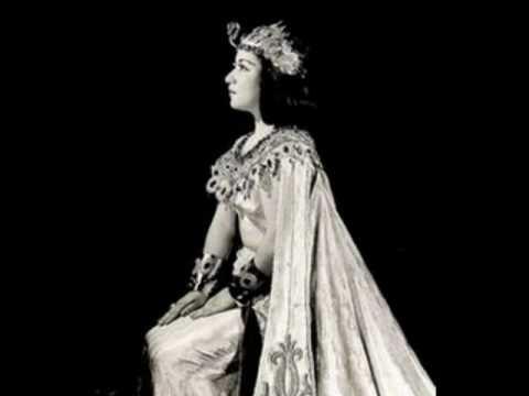 Oralia Dominguez - Aida - Judgment Scene
