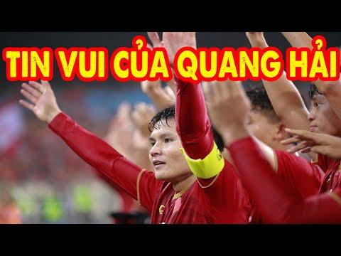 Quang Hải có thể hồi phục kịp để đá trận chung kết Sea Games 30