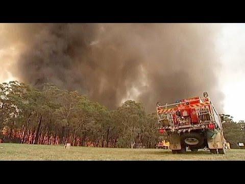 Feux en Australie : la météo va compliquer la lutte