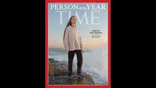 (W2S) 듣고, 읽고, 쓰고, 말하는 영어 - 062 - 'Time' Names Climate Activist Greta Thunberg Person of the Year