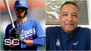 Dodgers manager Dave Roberts shares how impactful Mookie Betts has been | SportsCenter