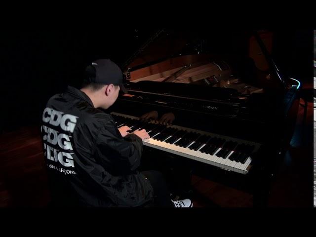 [SJA실용음악학원]고2 김동현 학생의 연습곡 클라스! 이정도 해야 예대갈 수 있지 않을까!! _Spectrum (Hiromi)