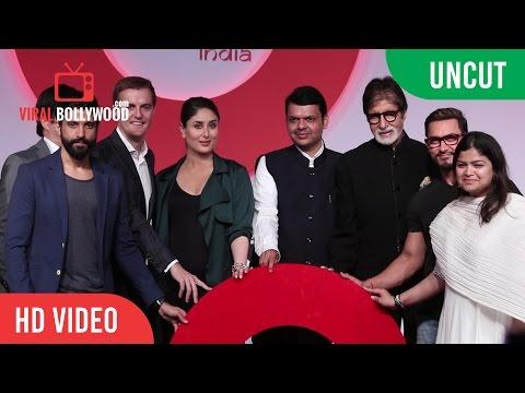 UNCUT - Global Citizen India Festival 2016 | Aamir Khan, Kareena Kapoor, Amitabh Bachchan, Farhan