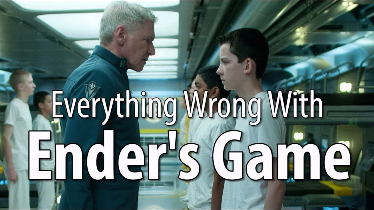 Download Everything Wrong With Ender's Game In 16 Minutes Or Less