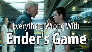 Everything Wrong With Ender