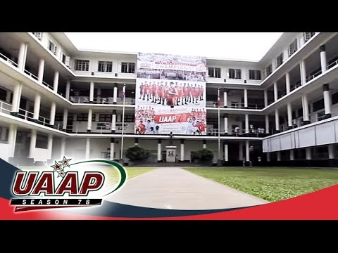 UPFRONT: University of the East School Tour