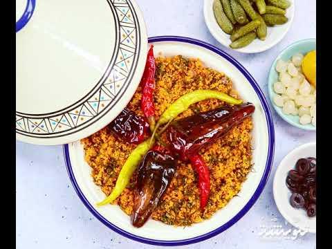 recette-traditionnelle-tunisienne-farfoucha-فرفوشة