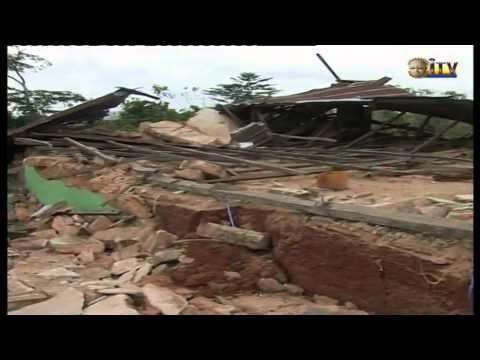Elderly Man Cries Out For Justice Over Allege Demolition Of His Building