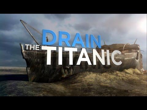 (Documentário) Drenando o Titanic - Dublado National Geographic HD