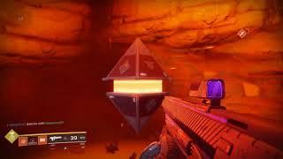 Destiny  2 | RASPUTIN  SHOW UP IN A CAVE IN IO