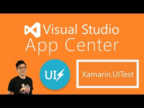 How to upload a Xamarin.UITest to Visual Studio Mobile Center!