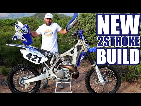 Buying Yamaha YZ250 2 stroke - new build will be EPIC!!