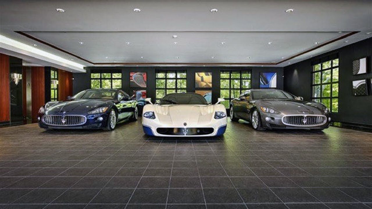 50 Garage Paint Ideas For Men Masculine Wall Colors And Themes Youtube