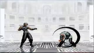 (Kof Mugen)  CYM-HELL VS  OROCHI IORI VS  ADEL OROCHI
