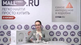 видео Чайник Stadler Form Kettle Two
