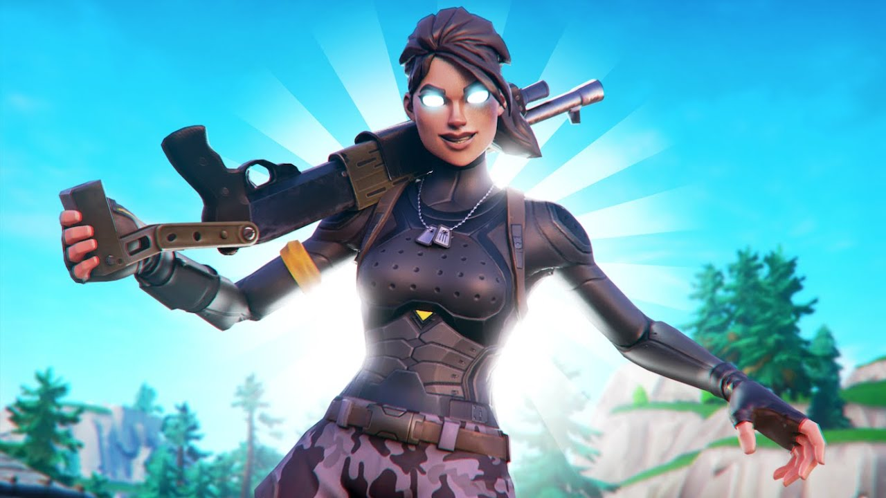 This is the CLEANEST Fortnite montage made in 2019!