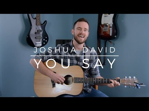 """You Say"" Lauren Daigle 