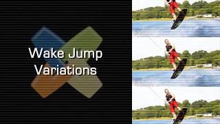 Wake Jump Variations
