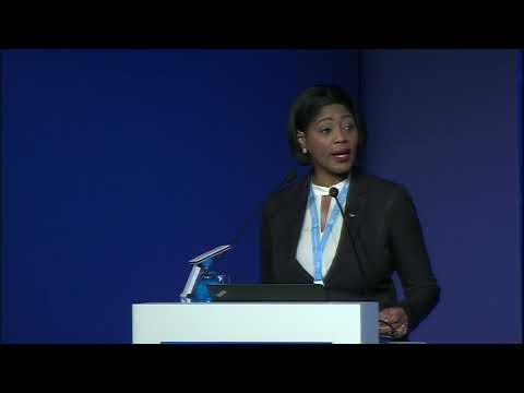 WTDC-17: Hon. Pakesia Parker-Edgecombe, Parliamentary Secretary, Bahamas
