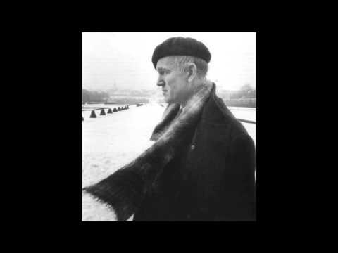 Schubert - Piano sonata D.958 - Richter studio