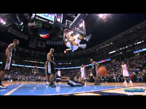 J.R. Smith Ends Gary Neal's Life (12.16.2010)