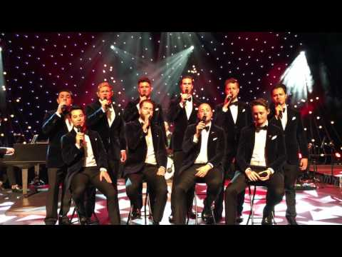 Wham Last Xmas (cover by The TEN Tenors)