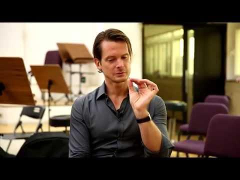 Xavier de Maistre Interview Part 6: Advice For Young Musicians