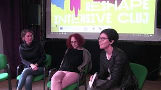 State of the Arts? Working in the cultural sector in Romania —RESHAPE Intensive Cluj