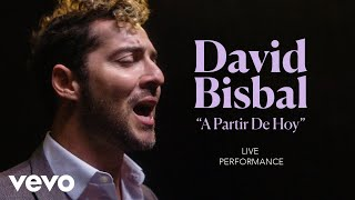 "David Bisbal - ""A Partir De Hoy"" Official Performance 