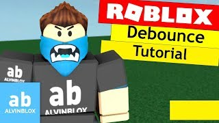 Roblox Debounce Tutorial