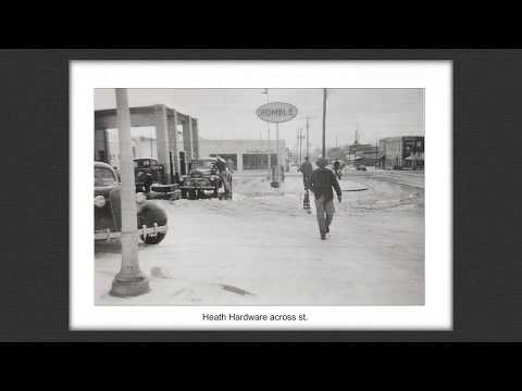 Jacksonville Slideshow Then and Now