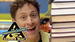 Science Max | STRONG STRUCTURES | Kids Science | Experiments