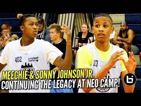 "Meechie & Sonny Johnson Jr. Continuing the ""Johnson"" Saga in NE Ohio! NEO Highlights!"