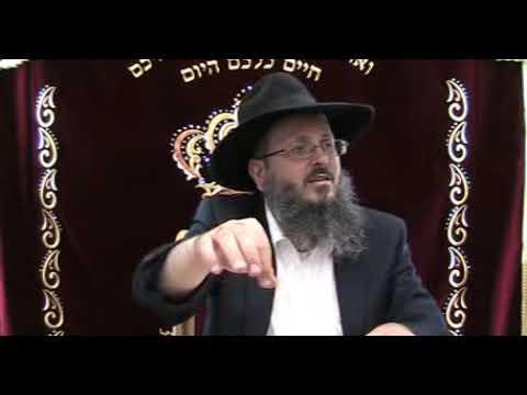 הרב דוד לוי מוסר חובת הלבבות פרק ה' בית הכנסת רם ונשא