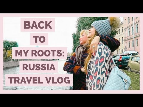 Download Youtube: Back To My Roots| Russia Travel Vlog | Part 1