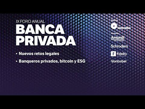 Banqueros privados vs. bitcoin y ESG | Revista Inversión