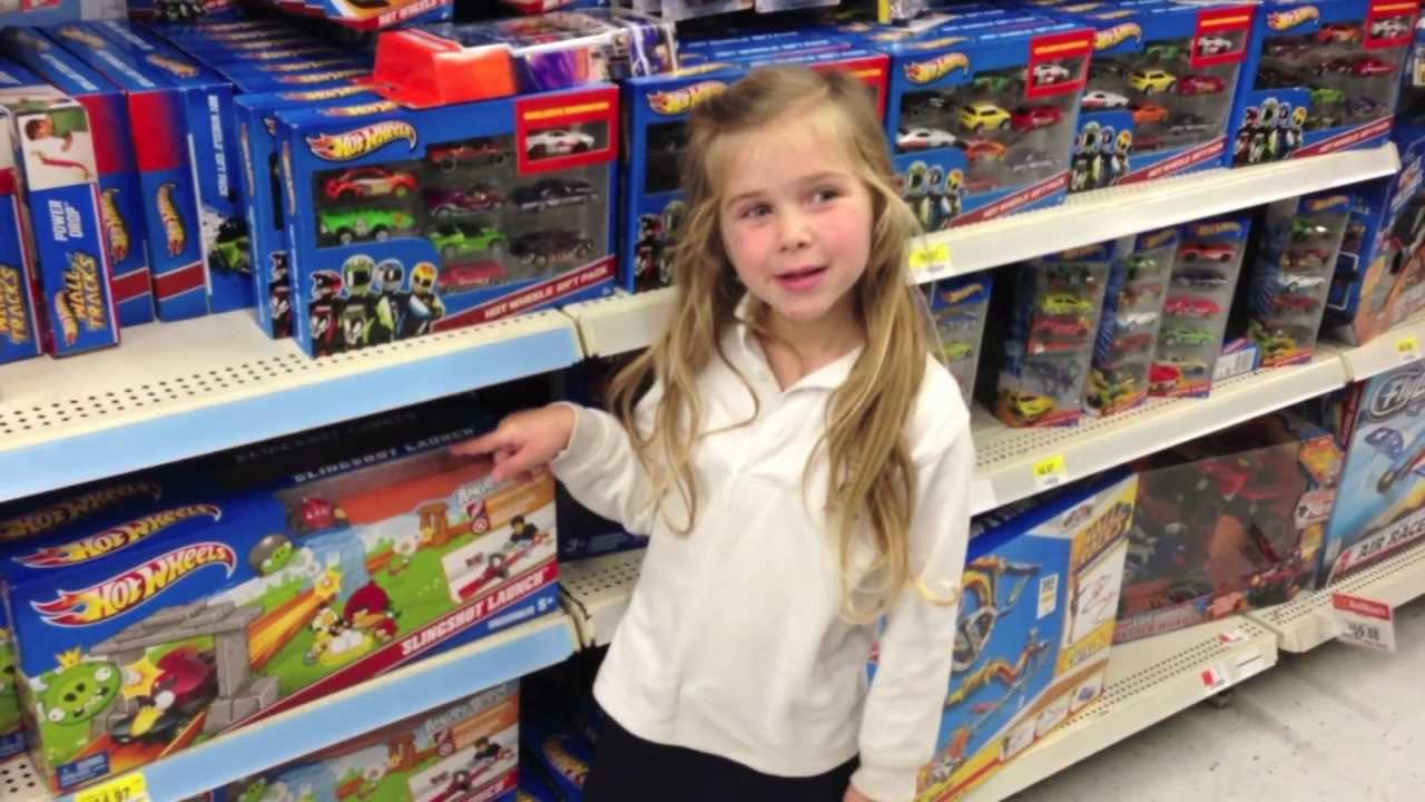 Walmart has release their annual top toys list that it says will be super popular for Holiday
