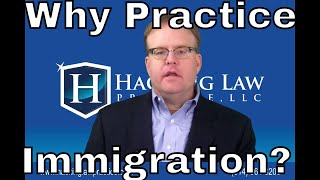 Why I became an immigration attorney!