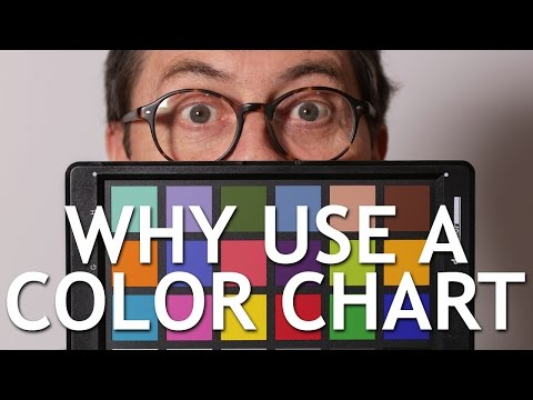 Why Use a Color Chart?