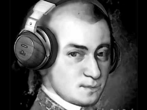 Mozart's Symphony no. 40 (Metal Version) - YouTube