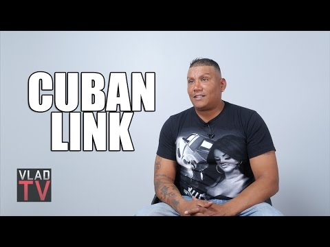 Cuban Link on Meeting Big Pun, Forming Friendship & Their First Rap Group