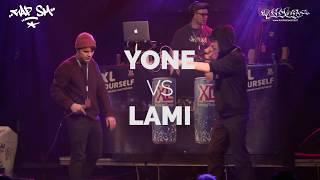 RAP SM 2017 1. kierros - YONE vs LAMI